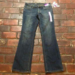 NWT Mossimo Bootcut Jeans Size 8